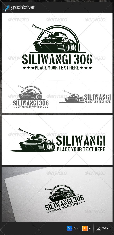 Military Tank Logo Templates - Objects Logo Templates