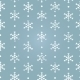 Vector Seamless Pattern of Snowflakes - GraphicRiver Item for Sale