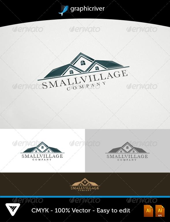 SmallVillage Logo - Logo Templates