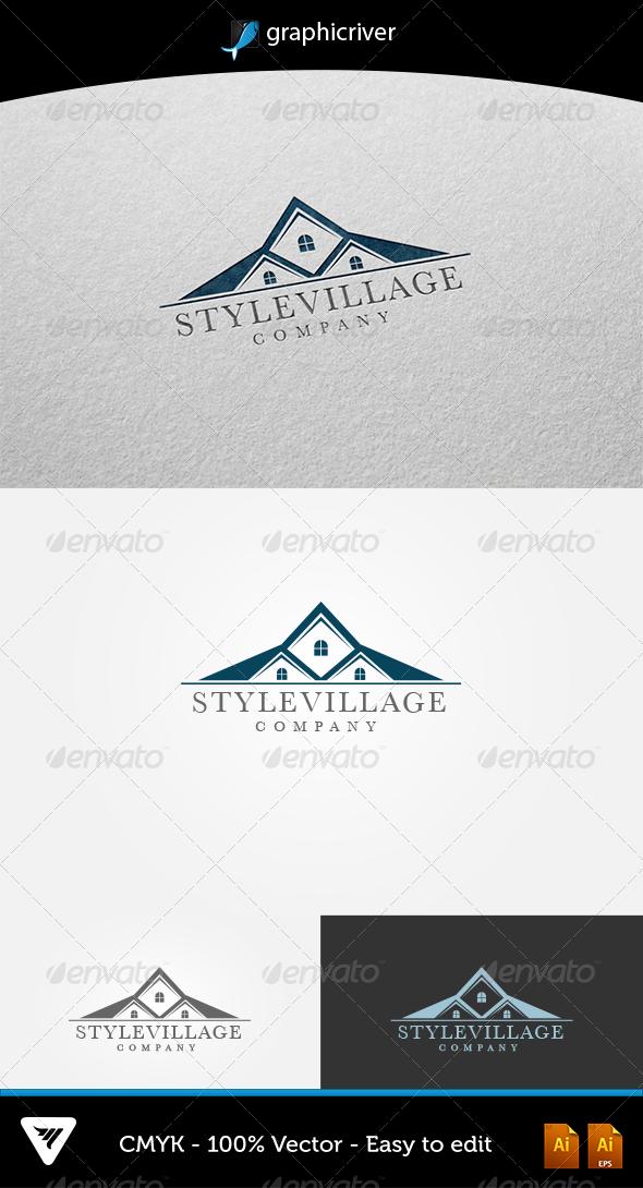StyleVillage Logo - Logo Templates