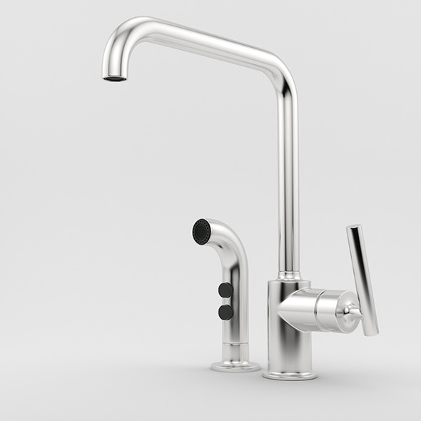 Kohler Purist - 3DOcean Item for Sale
