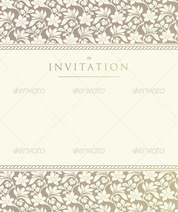 Invitation to the Wedding or Announcements - Weddings Cards & Invites