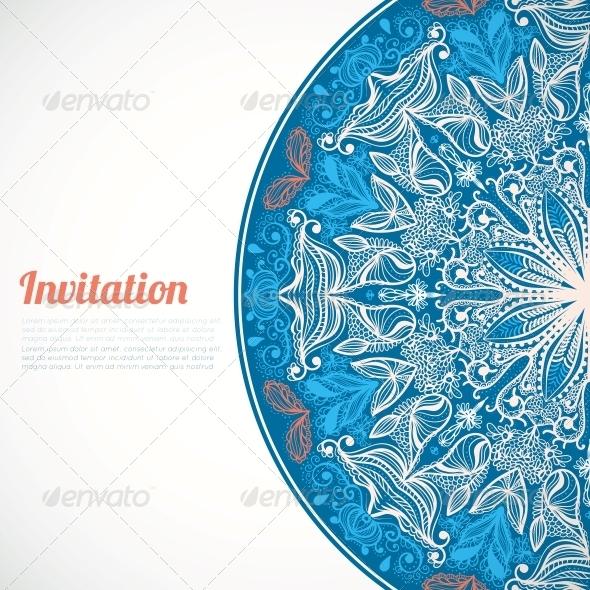 Invitation Card - Miscellaneous Seasons/Holidays