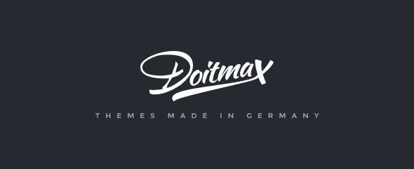 Doitmax profile header
