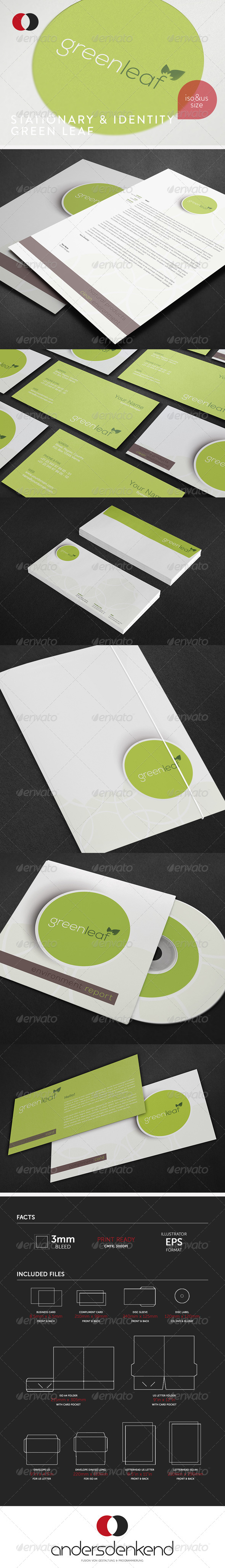 Modern Stationary Template - Vol.7 - Stationery Print Templates