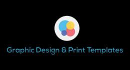 Graphic Design & Print Templates