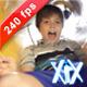 Boy Sliding On A Slide - VideoHive Item for Sale
