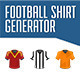 Football Shirt Icon Generator - GraphicRiver Item for Sale