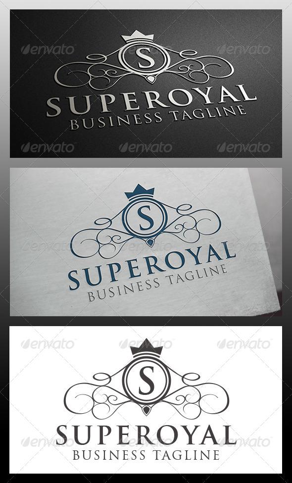 Super Crest Logo Template - Crests Logo Templates