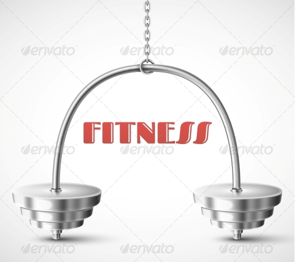 Fitness Background - Sports/Activity Conceptual