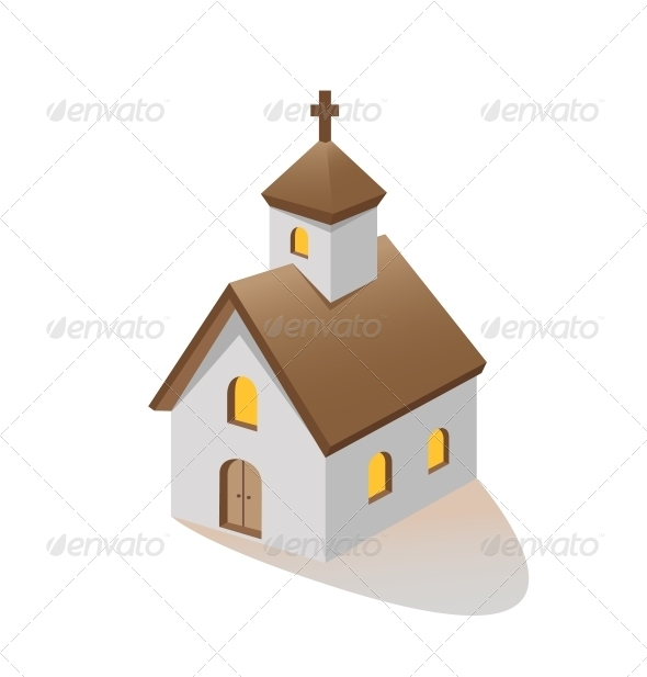 Church - Religion Conceptual