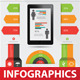 Elements Of infographics & Blank Screen of Mobile  - GraphicRiver Item for Sale