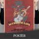 Vintage Event Poster Vol.01 - GraphicRiver Item for Sale