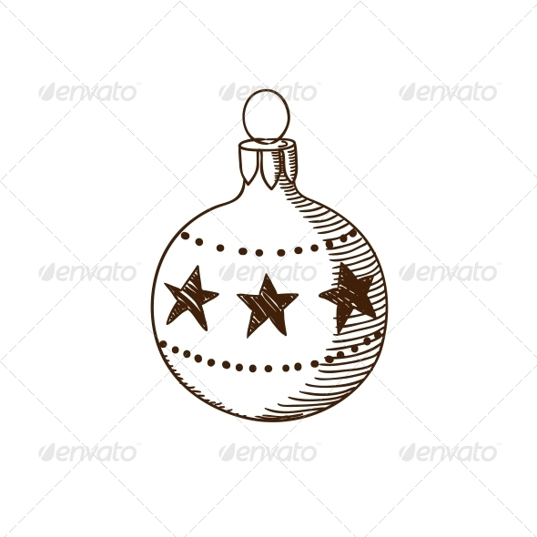 Decoration Toy Ball. - Christmas Seasons/Holidays