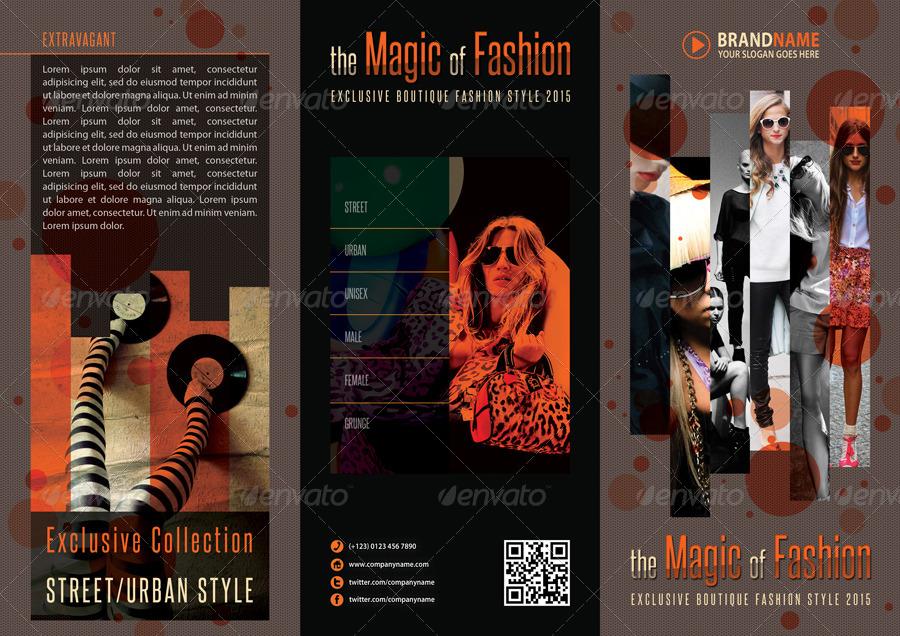 Fashion 3-Fold Brochure 06