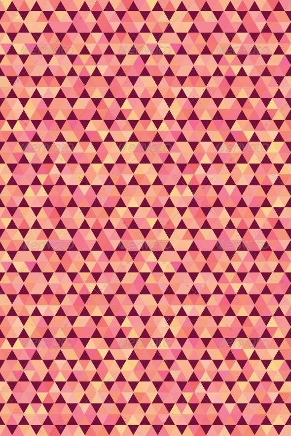 Abstract Vector Seamless Pattern. - Patterns Decorative