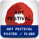 Art Festival Poster / Flyer - GraphicRiver Item for Sale