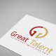 Great Talent Logo Template - GraphicRiver Item for Sale