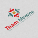 Team Meeting Logo - GraphicRiver Item for Sale