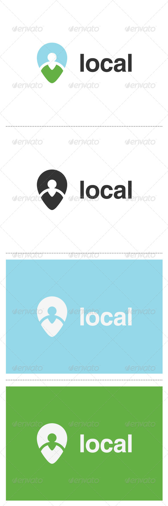 Local logo - Symbols Logo Templates