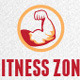 Gym & Fitness Logo - GraphicRiver Item for Sale