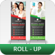 Corporate Roll-Up Banner Vol 3 - GraphicRiver Item for Sale