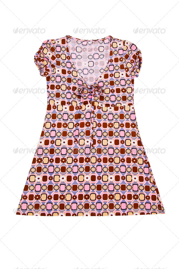 Nice shirt on a white. - Stock Photo - Images