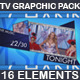 Broadcast Tv Channel Graphic Brand Super Package - VideoHive Item for Sale