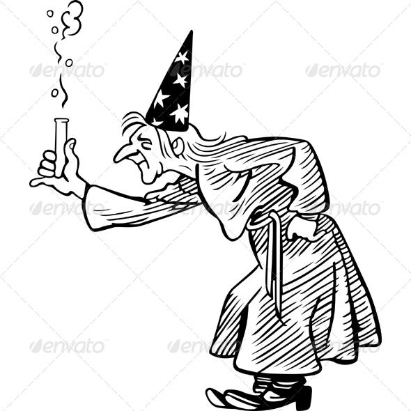 Alchemist - People Characters