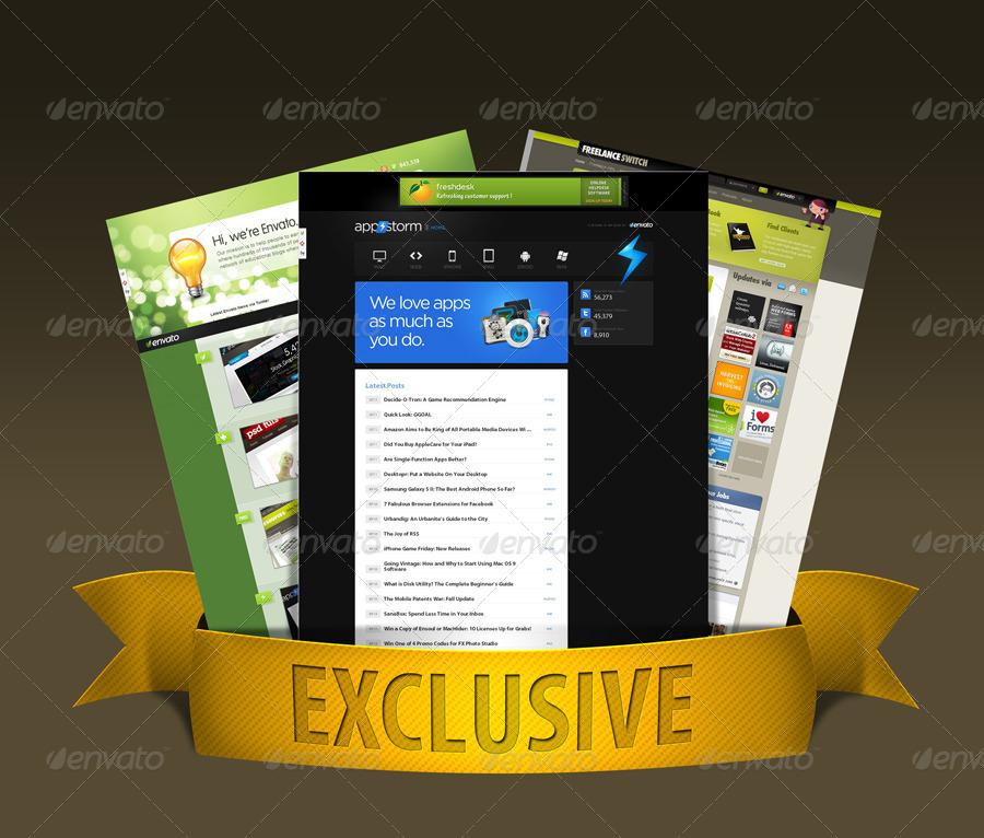 Web Mockup pack-3-Bundle Edition