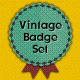 12 Vintage Retro Web Badges - GraphicRiver Item for Sale