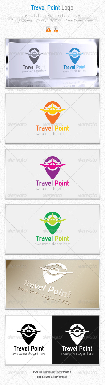 Travel Agent Logo - Symbols Logo Templates