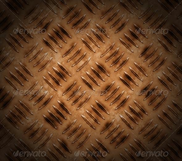 Diamond plate - Metal Textures