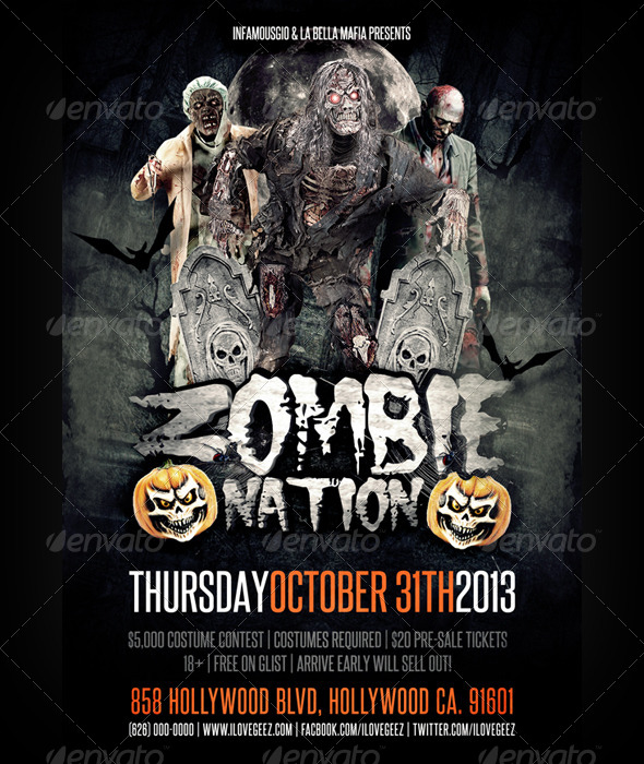 Zombie Nation - Holidays Events