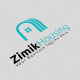 Zimik Housing Logo - GraphicRiver Item for Sale