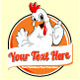Chicken Mascot - GraphicRiver Item for Sale