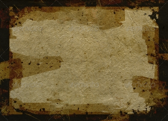 Grunge paper - Industrial / Grunge Textures
