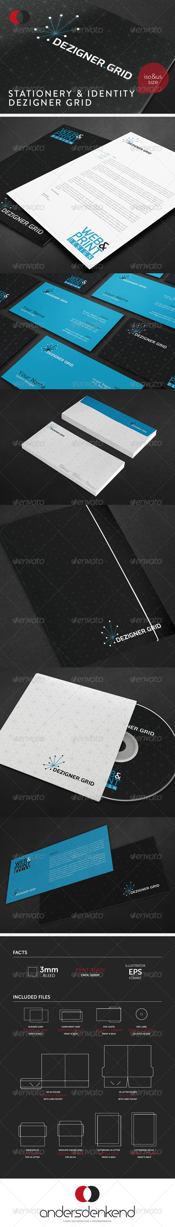 Agency Stationary Template - Vol.3 - Stationery Print Templates