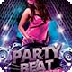 Party Beat Flyer