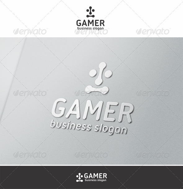 Gamer Face Logo