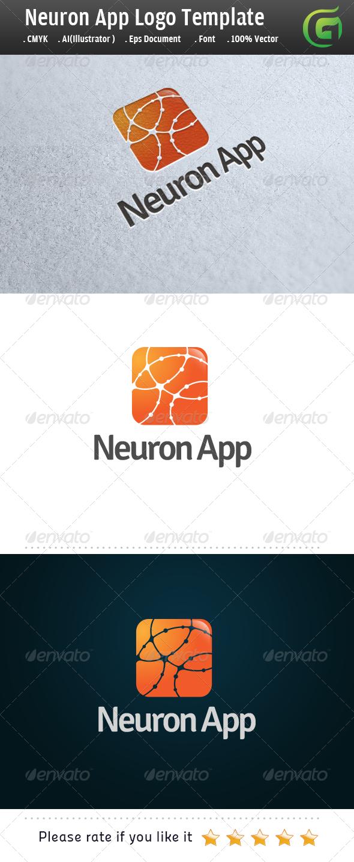 Neuron App - Symbols Logo Templates