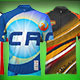 Photorealistic Cycling Jersey Mock-up - GraphicRiver Item for Sale