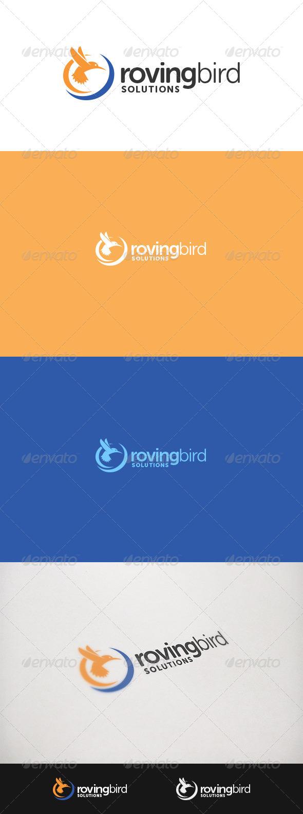 Bird Solutions Logo - Abstract Logo Templates