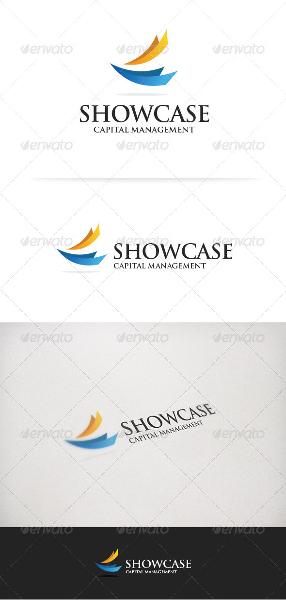 Capital Management Logo - Abstract Logo Templates