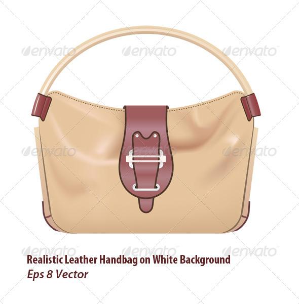 Handbag - Objects Vectors
