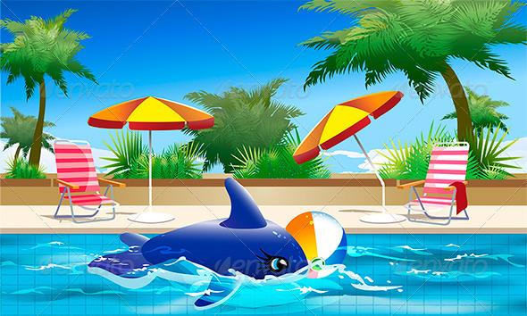 Summer Holiday - Seasons/Holidays Conceptual