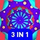 Colourful Mandala - VideoHive Item for Sale