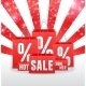 Sale Sparkling Template with Shopping Bags - GraphicRiver Item for Sale