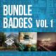 Bundle Badge, Logo & Insignia - GraphicRiver Item for Sale