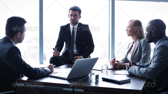 Finding out new strategy - Stock Photo - Images